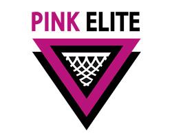 Pink E logo