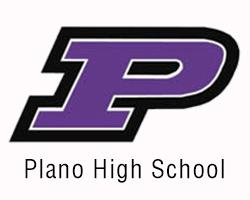 Plano High Logo