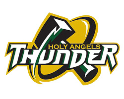 holy angels logo